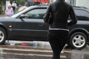 Вика любила дождь
