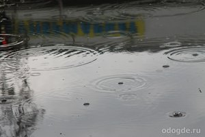 Понаблюдаем за дождем