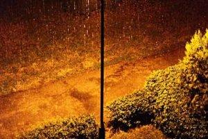Холодный дождь за окном