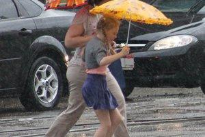 Почему дождь идет — детское мнение