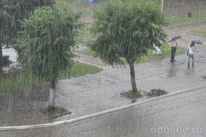 Откуда появилось слово дождь?