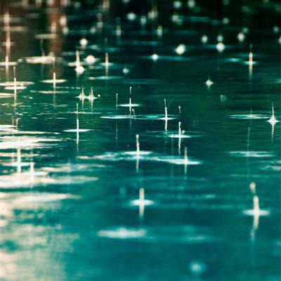 Дождь успокаивает