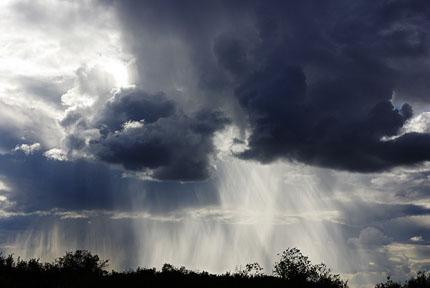 искусственный дождь