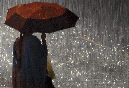 слёзы дождя