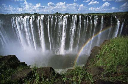 дождь и Африка