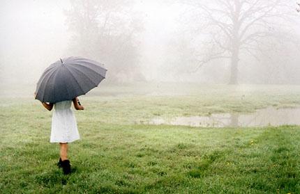 приснился дождь