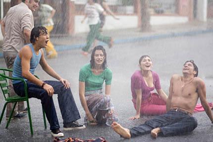 Когда наступит дождь