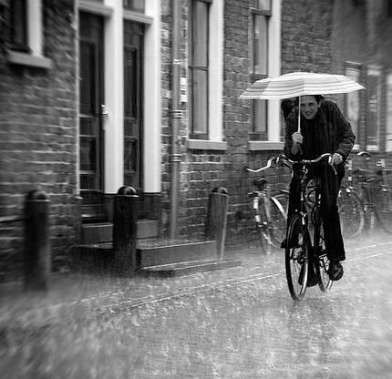 танцующий дождь