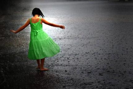 Чарующая музыка дождя