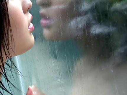 Послушать дождь