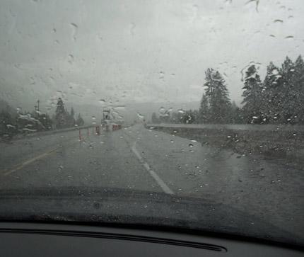 Самый долгий дождь