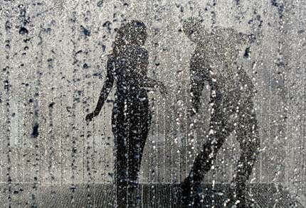 красивый дождь