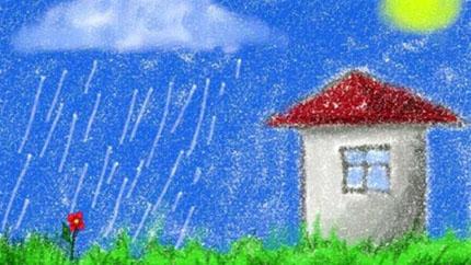 Сочинение Дождь