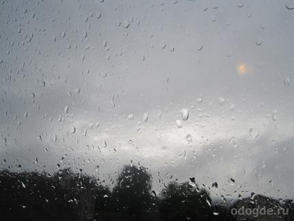 Сочинение на тему дождь