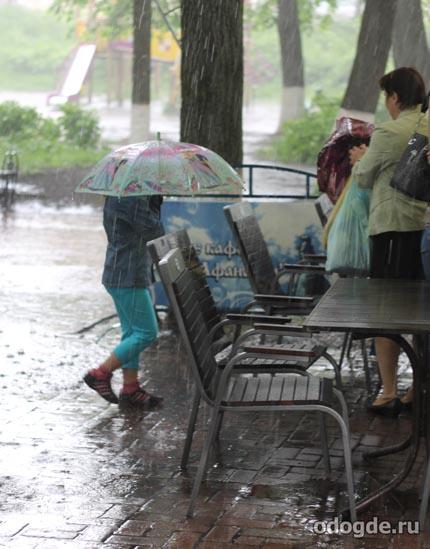 дождь и прогноз погоды
