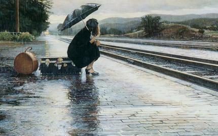 Steve Hanks «Дождь»