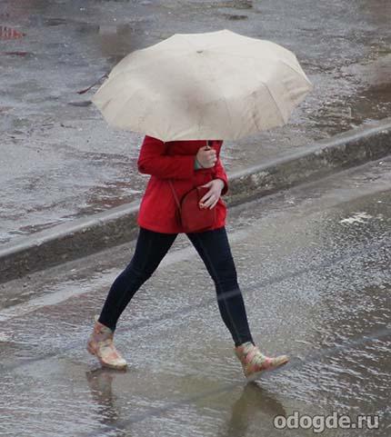 Жизнь в ритме дождя