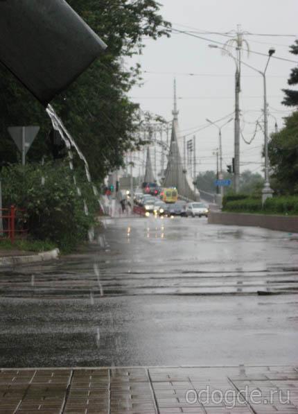 Несколько интересных фактов о дожде