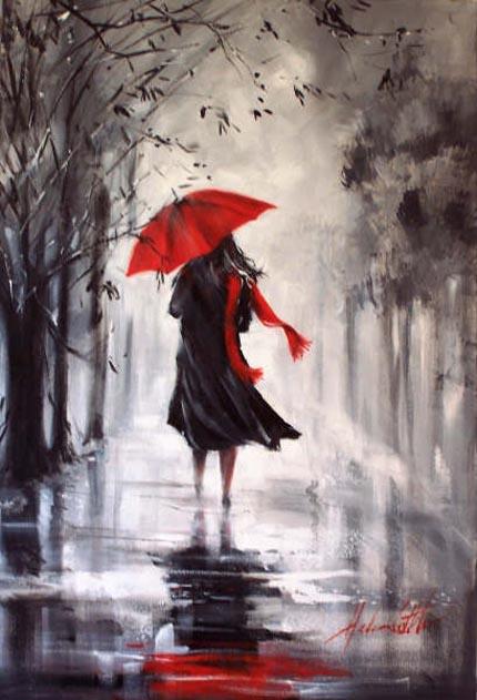 холод и дождь