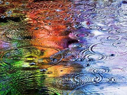 рисунки дождя