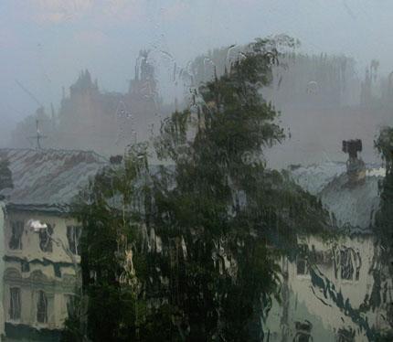 дождь и его слезы