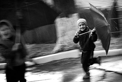 дождь для детей