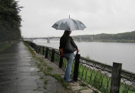 мечта послушать дождь