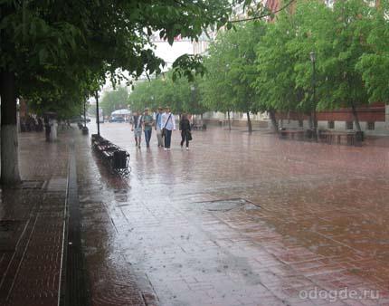 дождь и погода