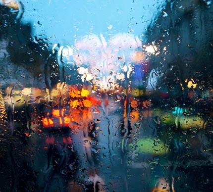 песни про дождь