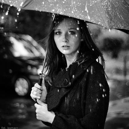 Я слышу дождь