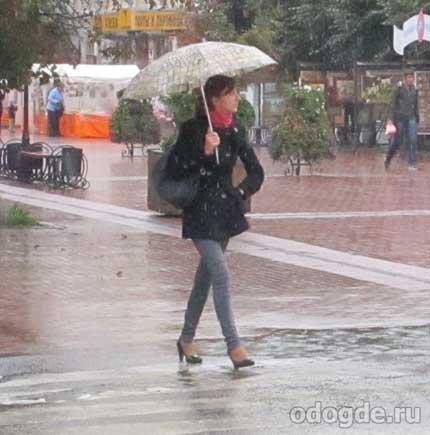 Чувство дождя