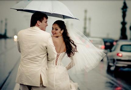 Свадебный дождь
