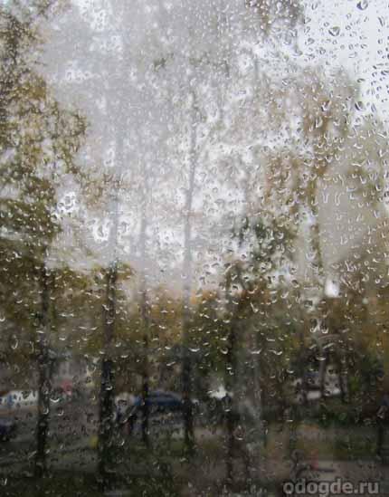 Где дождь