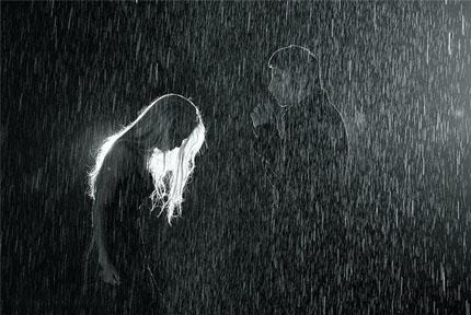 под музыку дождя