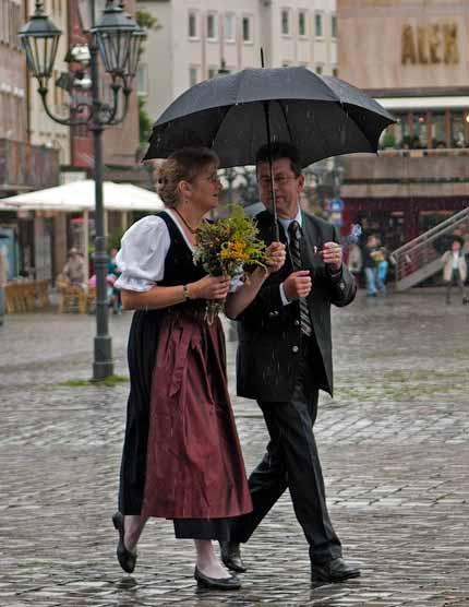 разные песни о дожде