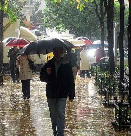 Песни насчет дождь