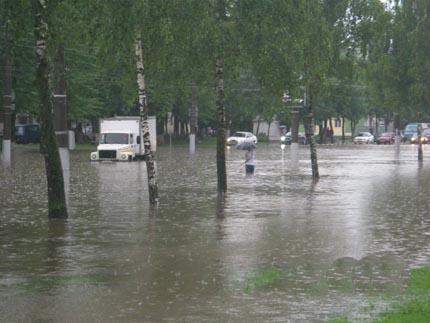 описание дождя