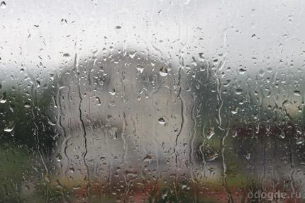 Размышления под шум дождя