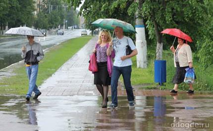 Кто радуется дождю