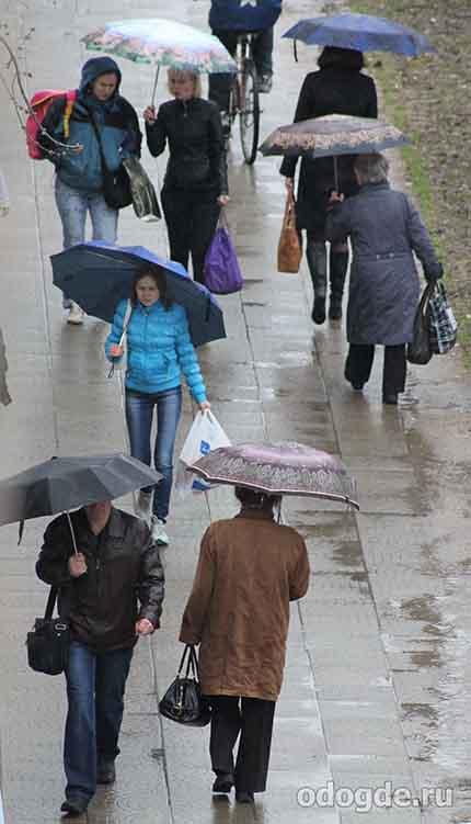 Любите ли вы дождь