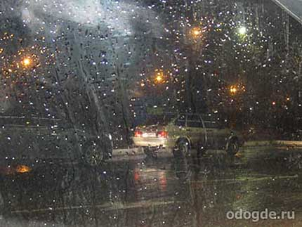 Дождь: разный и особенный