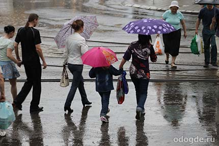 умный дождь для людей