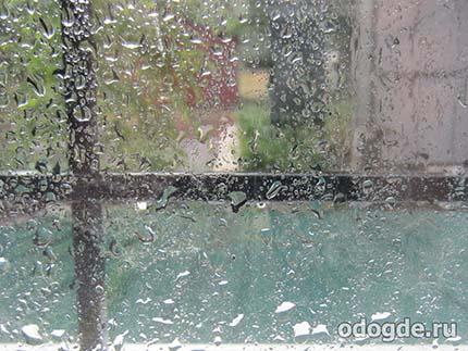 Обложные дожди как природное явление