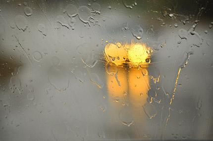 дождь на Новый Год – к счастью